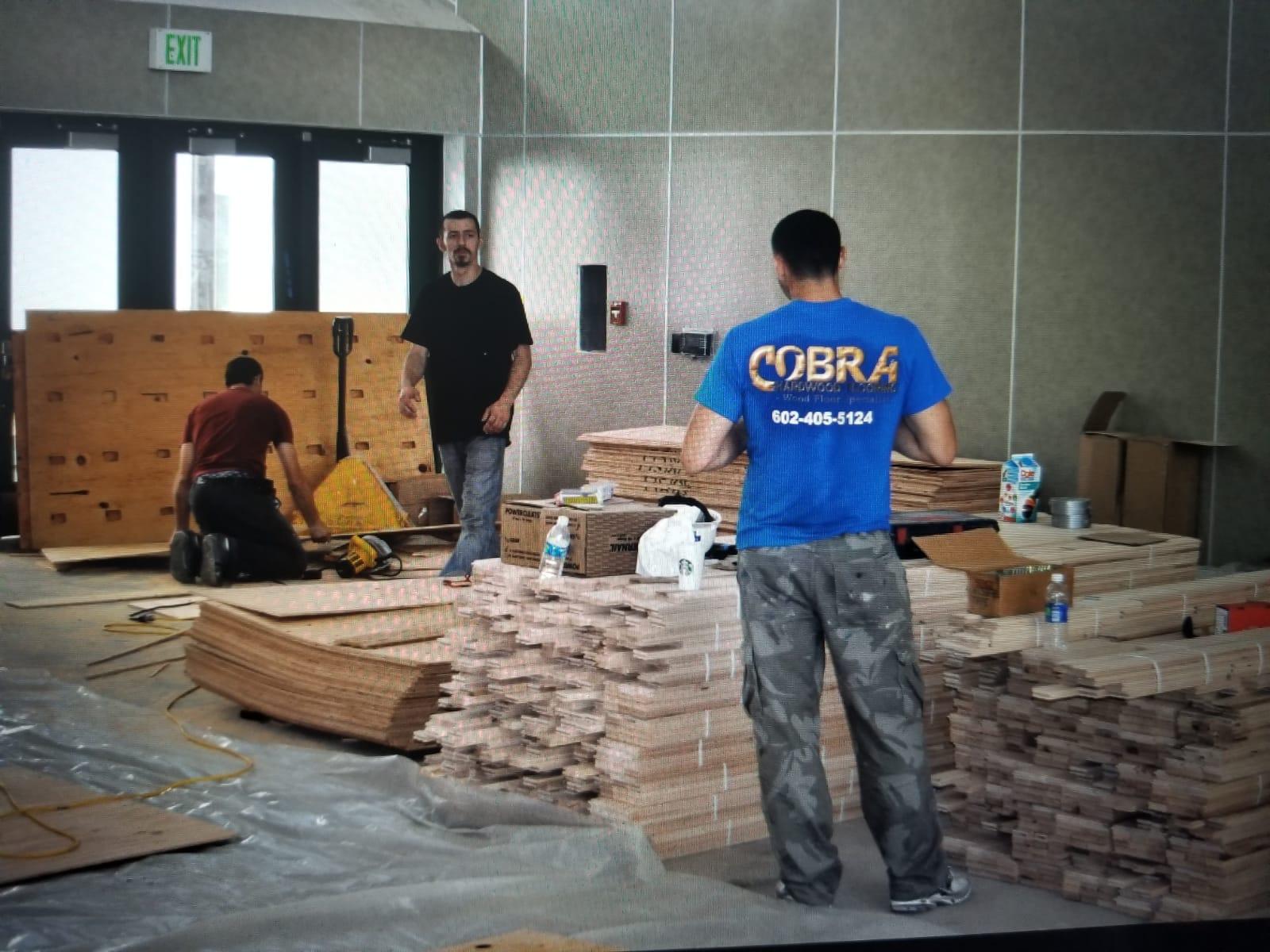 About A Flooring Company Near Arizona Cobra Flooring Arizona